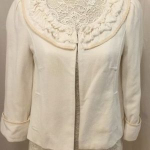 Nanette Lepore jacket in good condition.